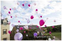 photo mariage balon