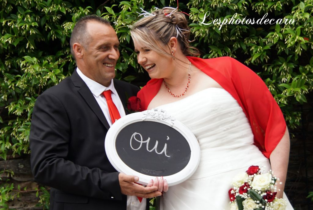 Photographe mariage Adeline et Jerome